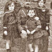 Ο θρυλικός «Μαύρος Καβαλάρης», πρώην διοικητής του 5/42 Συντάγματος Ευζώνων, Νικόλαος Πλαστήρας!