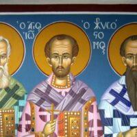 Oμιλία Τριών Ιεραρχών 2008
